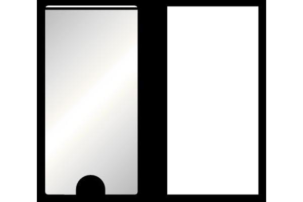3L Sichtfenster 55x150mm 510340 PP, transparent,selbstklein 6 Stück