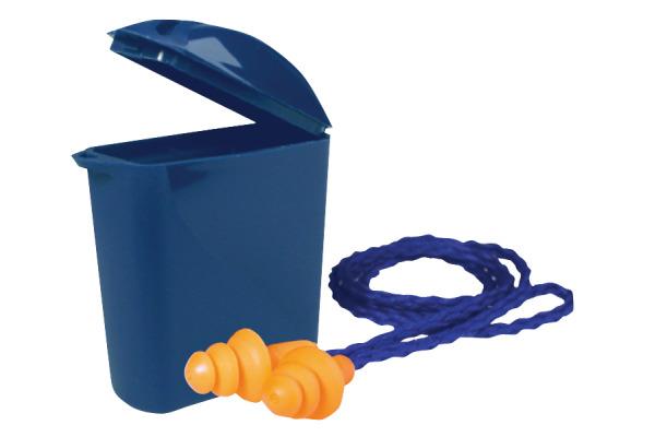 3M Gehörschutzstöpsel 1271CN blau/orange 1 Paar