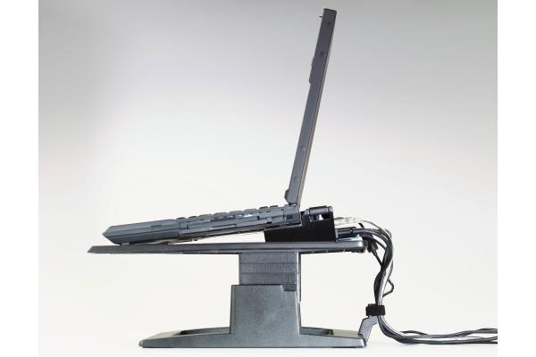 3M Notebook-Plattform/-Ständer LX500 anthrazit