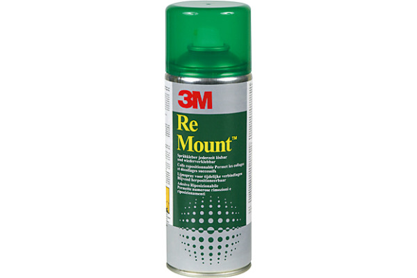 3M Spray ReMount 400ml RM/400 Sprühkleber