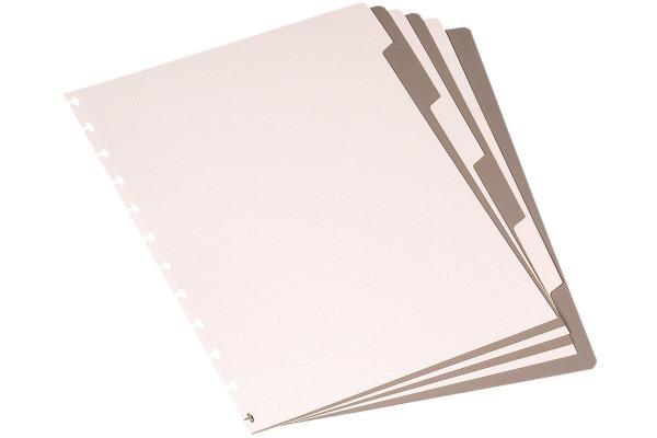 ADOC Register A4 1899.260 2-farbig, 1-6