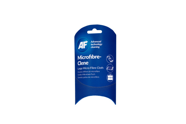 AF Mikrofasertuch 30x30cm LMF001 blau