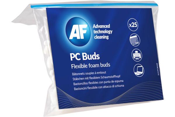 AF PC Buds PCB025 Plastikspachtel/flex. 25 Stck.