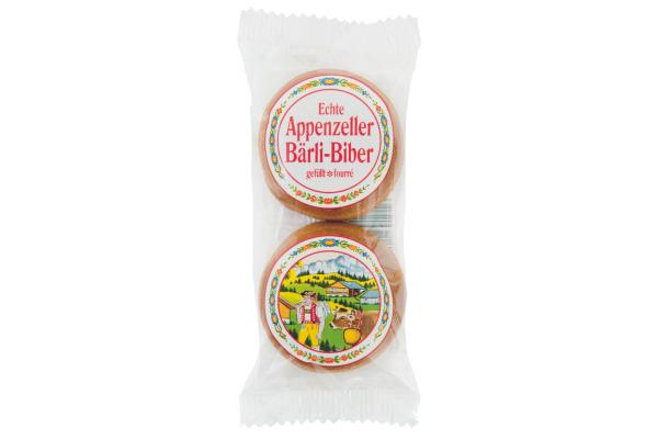 APPENZELL Bärli-Biber 2x29g Beutel 2137 10 Stück