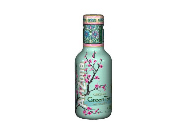ARIZONA Green Tea with Honey 50cl Pet 4181 6 Stück