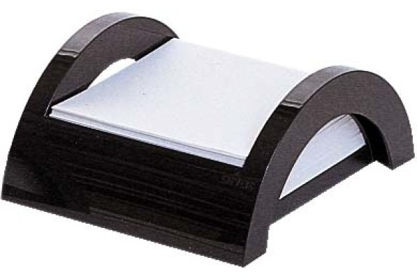 ARLAC Zettelbox Paper Box 255.01 schwarz 300 Blatt