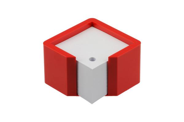 ARLAC Zettelbox Memorion 257.23 rot 10×10cm