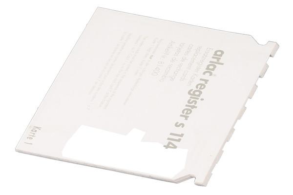 ARLAC Ersatz-Register S 814