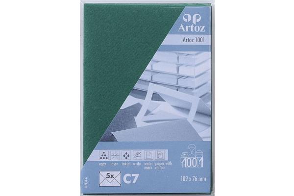 ARTOZ Couverts 1001 C7 107134183 100g, racing grün 5 Stück