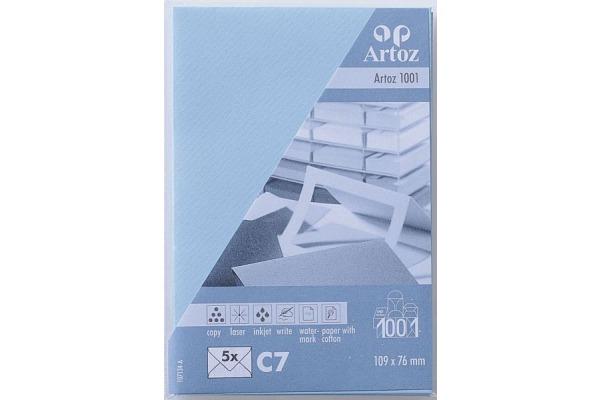 ARTOZ Couverts 1001 C7 107134184 100g, pastellblau 5...