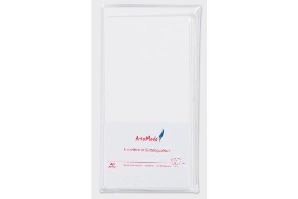 ARTOZ Karten/Couverts A6/5, C6/5 139929012 weiss 10 Stück