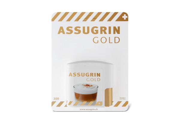 ASSUGRIN Gold Dispenser 112044 300 Stück