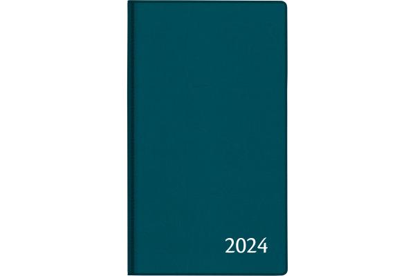 AURORA Agenda Visuplan 2021 2012 fr/nl/de/en/it/es 90x165cm