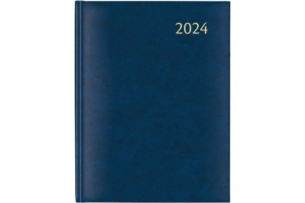 AURORA 7Tf Florence 2021 2715B blau, 1W/2S 210x270x5mm
