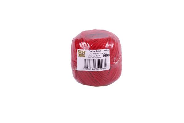 BAECHI Packschnur LFC rot 541016041 160m 0,8mm