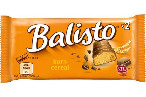 BALISTO Choco Corn Mix 37g 187801 20 Stück