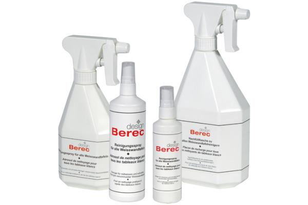 BEREC Whiteboard Reiniger 500ml 910.002 Spray