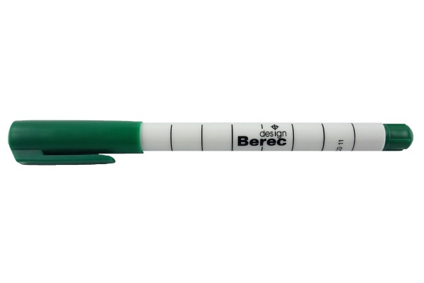 BEREC Whiteboard Marker schmal 1mm 956.10.04 grün