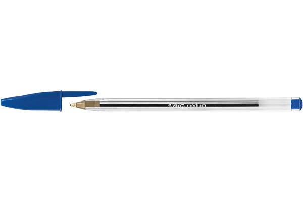 BIC Kugelschreiber Cristal NF 1mm 8308601 blau 4...
