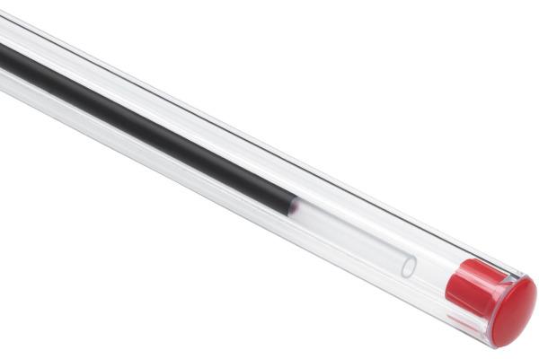 BIC Kugelschreiber Cristal M 8373619.00 rot