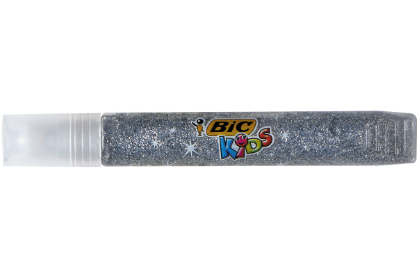 BIC Glitter Glue Metallic 893269 6 Farben