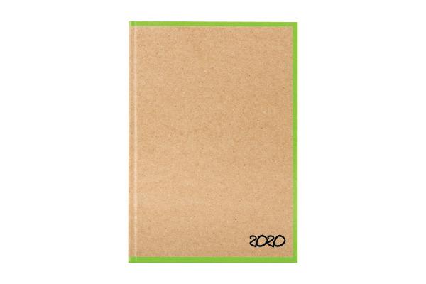 BIELLA Geschäftsagenda Skandal 2020 0808547.3 14,5x20,5cm 3½ T/1S hellgrün