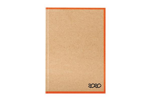 BIELLA Geschäftsagenda Skandal 2020 0808547.3 14,5x20,5cm 3½ T/1S orange
