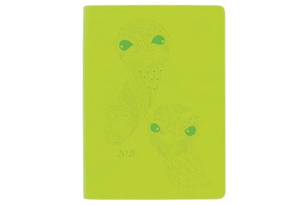 BIELLA TA Memento Ladytimer 0825715.3 10,1x14,2 cm, 1W/2S, hellgrün