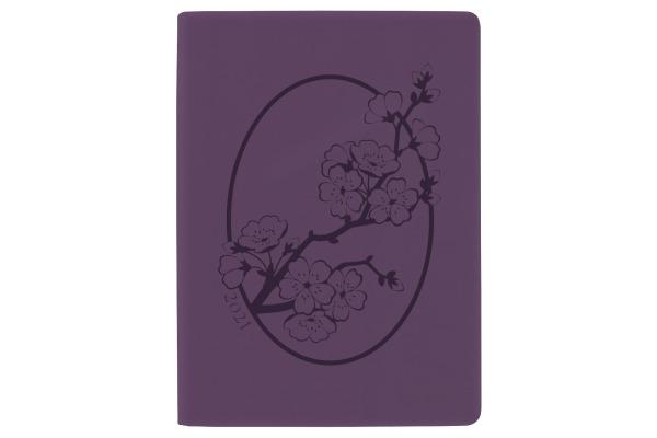 BIELLA TA Memento Ladytimer 0825715.4 10,1x14,2 cm, 1W/2S, violett
