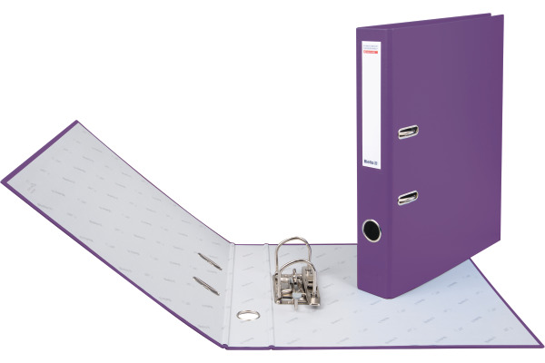 BIELLA Bundesordner 4cm 103414.42 violett