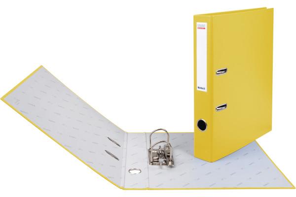 BIELLA Bundesordner 4cm 10341420U gelb