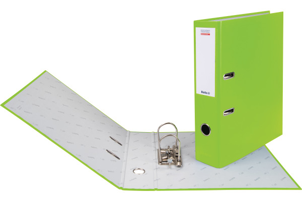 BIELLA Bundesordner 7cm 103417.31 hellgrün
