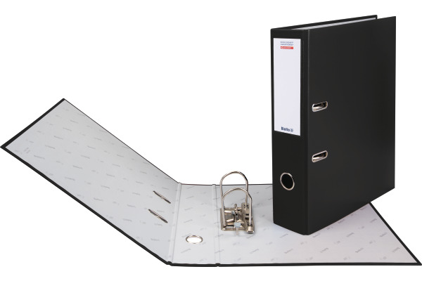 BIELLA Bundesordner 7cm 10341702U schwarz