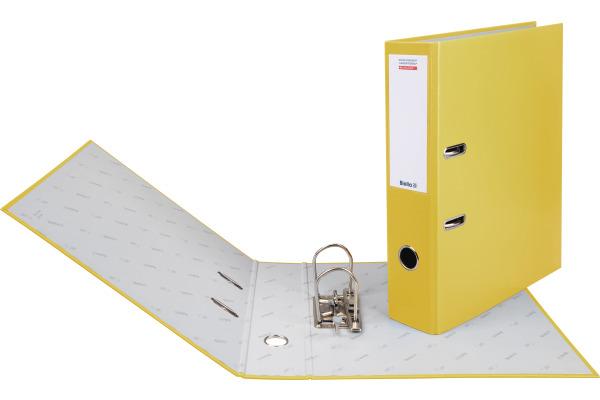 BIELLA Bundesordner 7cm 10341720U gelb