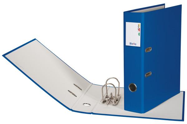 BIELLA Ordner 7cm 10740707 dunkelblau A4