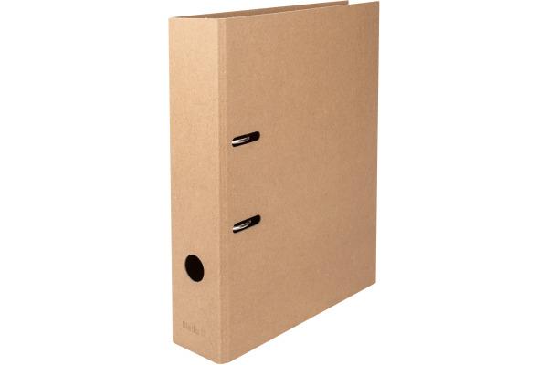 BIELLA Ordner Minimal Design 7cm 11440710U braun A4