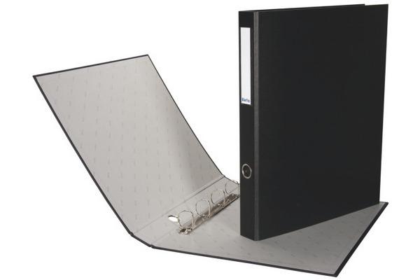 BIELLA Ringbuch Plasti-Quatro 4cm 12734402U schwarz,...