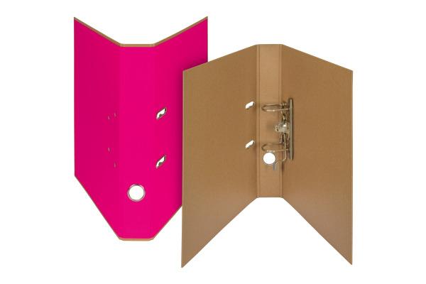 BIELLA Ordner Skandal 4cm 139404.4 pink A4
