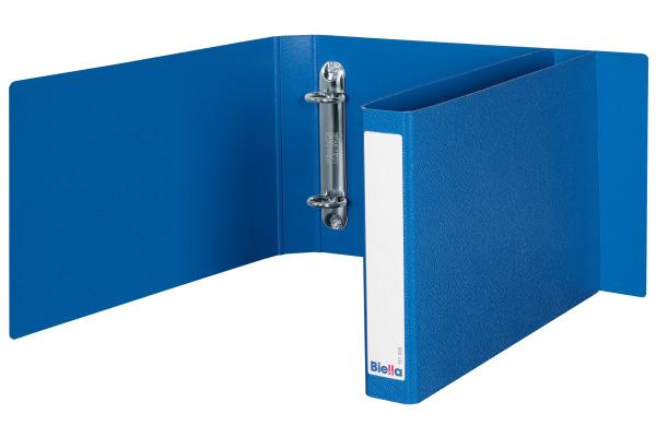 BIELLA Ringhefter A5 15155305 blau