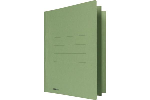 BIELLA Schnellhefter Praxis A4 16740030U grün, 320gm2 250 Blatt