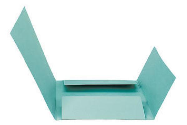 BIELLA Aktensammler Juramappe 170400.05 blau