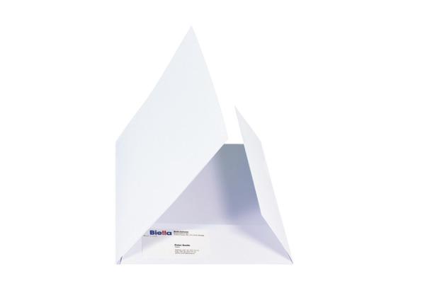 BIELLA Offertmappe Pearl#1 186400.01 weiss 225x315mm