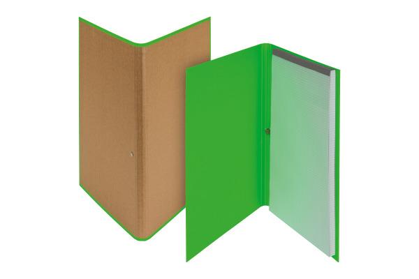 BIELLA Schreibmappe Skandal A4 239410.3 grün