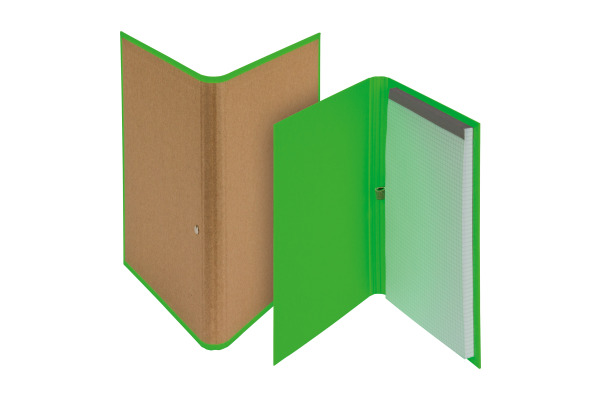 BIELLA Schreibmappe Skandal A5 239510.3 grün
