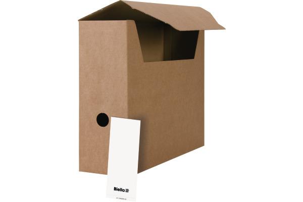 BIELLA Boîte darchives A4 261410.00 323x278x100mm