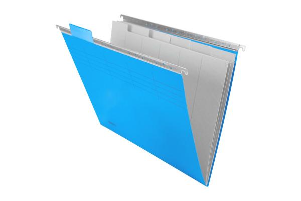 BIELLA Registerhängemappe A4 27143005U blau 25cm