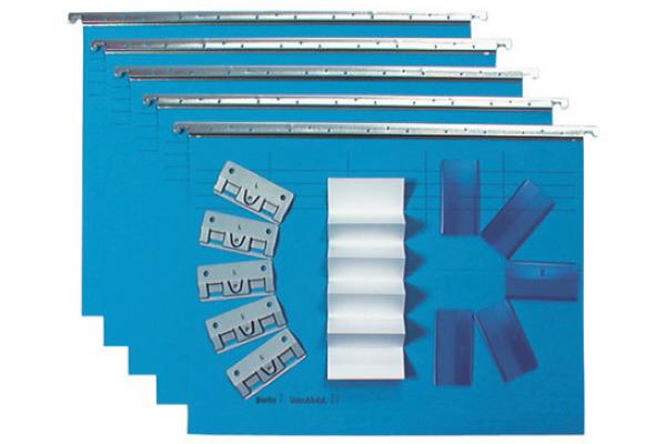 BIELLA Hängemappe-Set 27145505U blau 5...