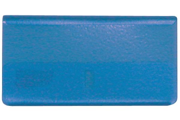 BIELLA Klarsichthülsen 273602.05 blau, Beutel...