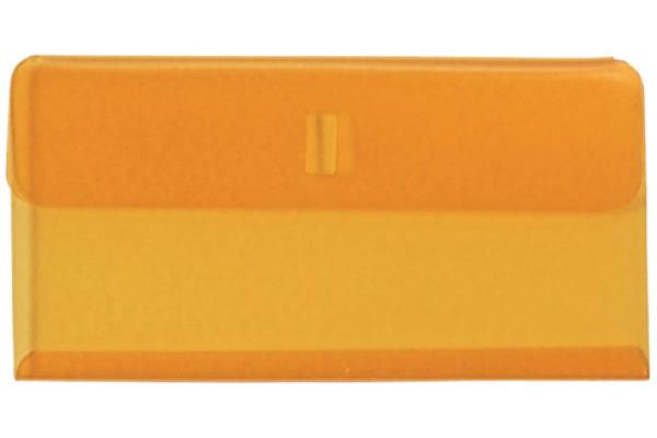 BIELLA Klarsichthülsen 273602.20 gelb, Beutel...