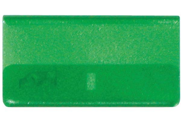 BIELLA Klarsichthülsen 273602.30 grün, Beutel à 25 Stk.